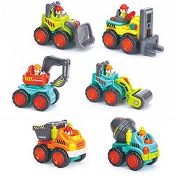 HOMOFY Baby Kids Car Toys, Early Educational Pocket Construc