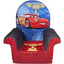 Marshmallow High Back Chair Disney Cars 2 Furniture Children