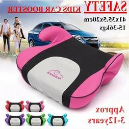 backless youth booster car seat chair backless