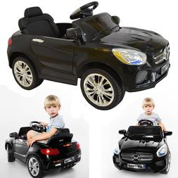 Battery Powered Car Kids Ride On Toy Remote Control 6V Toddl