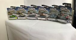 *BRAND NEW AND SEALED* Set of 6 Mattel Fast and Furious Camo