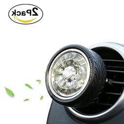 Car air Freshener, Vent Clip Aromatherapy Essential Oil Diff