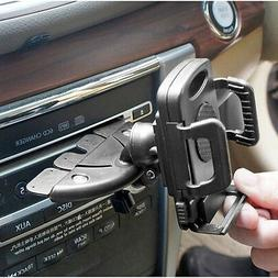 Car CD Slot Phone Mount Holder for Apple iPhone Samsung Gala