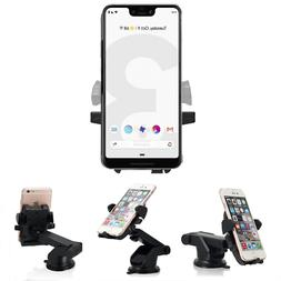 Car Dashboard Mount Windshield Cell Phone Holder for Google