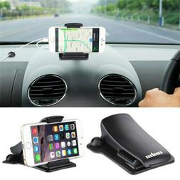 Car Phone Holder Dash Clip Mount Stand for iPhone 8 Plus X X