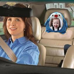 Car Seat Back Mirror For Baby Kid Shatterproof Car Mirror Cl