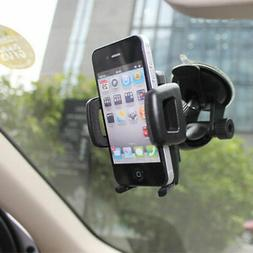 Universal Car Windshield Suction Cup Mount Holder for iPhone