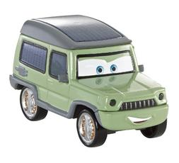 Cars 2 1:55 Lights And Sounds Miles Axelrod Vehicle