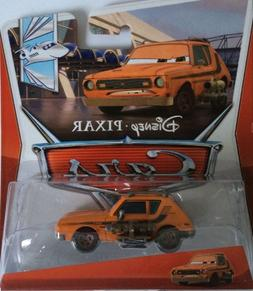 Cars 2 Airport Adventure Grem with Weapon 1:55 Scale Die Cas
