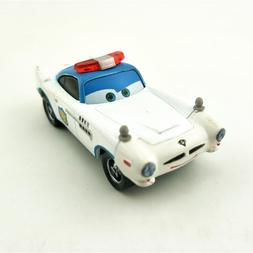 MT Cars 2 Security Guard Finn McMissile Diecast Toy Car 1:55