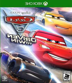 Cars 3: Driven to Win - Xbox One NEW