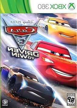 Cars 3: Driven to Win - Xbox 360 NEW