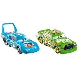 Disney Cars Character Car the King & Chick Hicks Toy Vehicle