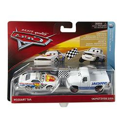 Disney Cars Character Race Starter & Pace Car Toy Vehicle