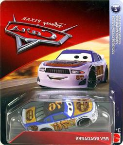 Disney Cars Die Cast Vinyl Toupee Toy Vehicle
