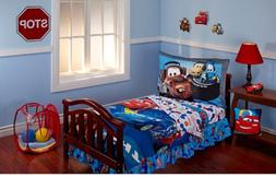 Disney Cars Max Rev 10-piece Toddler Bedding Set
