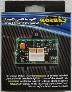 Carson Carrera Digital Decoder Chip for Scalextric DPR NEW 1