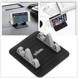 Cell Phone Holder for Car Dashboard, Car Phone Mount Silicon