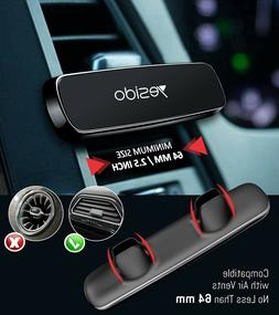 Magnetic Phone Holder For Car Air Vent, Phone Car Mount For