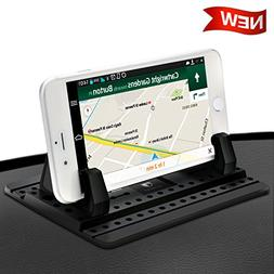 Cell Phone Holder for Car, Flexible Arm Universal Windshield
