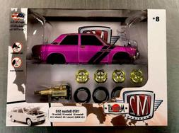M2 MACHINES  1 OF 500 1970 DATSUN 510 MODEL-KIT 1:24 SCALE F