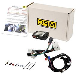 MPC Complete Plug-n-Play Remote Start Kit for 2012-2017 Toyo