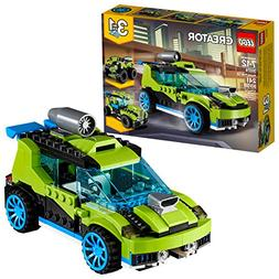 LEGO Creator 3in1 Rocket Rally Car 31074 Building Kit