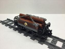 custom logging car for 10194 emerald night