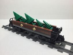 custom tree freight car for 10194 emerald