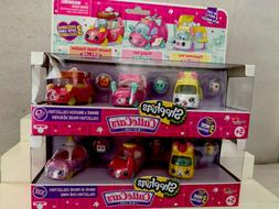Shopkins Cutie Cars - Brake 4 Brunch & Drive-in Movie Collec