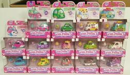 Shopkins Cutie Cars Collection Series 2 Series 3 NEW