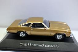 Diecast Model car 1/43 scale Chevrolet Chevelle SS 1973 for