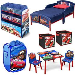 Disney Delta Children Pixar Cars Lightning McQueen and Mater