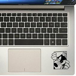 Disney Goofy Peeping for Macbook Air/Pro Car Window Bumper H
