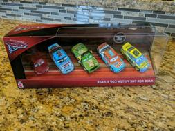 DISNEY PIXAR CARS 3 RACE FOR THE PISTON CUP 5 PACK DIECAST S