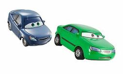 Disney/Pixar Cars Dan Sclarkenberg and Kim Carllins Vehicle