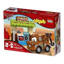 LEGO Duplo Creative Play Master Shed Toddler Cars