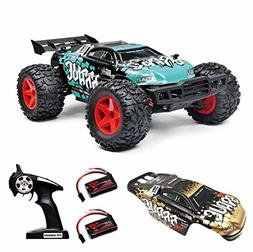 Refoc Electric RC Cars RC Truck Off Road, 1:12 Scale 4WD 2.4