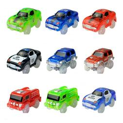 US Electronics Special Car For Magic Track Toys With Flashin