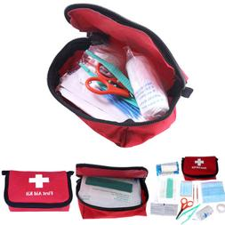 emergency first aid kit bag for car