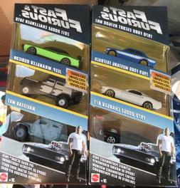 Fast and Furious 3 Model Cars  Mattel, Dodge, Jeep, Ford Mus