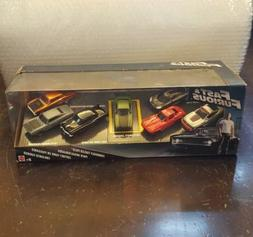 Fast and Furious Furiously Fueled Pack 7 Cars Mattel 1:55 Ca
