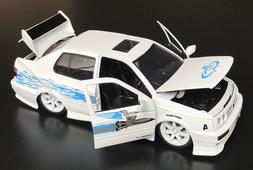 JADA Fast And Furious Jesse's 1995 Volkswagen Jetta 1:24 Whi