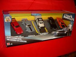 fast and furious road muscle 5 car pack 1:55 die cast scale
