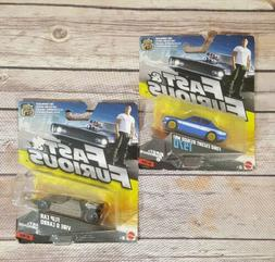 Mattel Fast and Furious Toy Cars Ford Escort R51600 MK1 1970