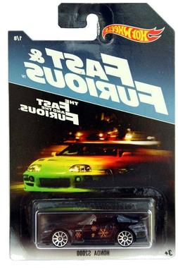 Hot Wheels Fast & Furious Set Of 8 Cars 1:64 Scale NEW