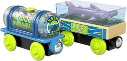 Thomas & Friends Fisher-Price Wood, Aquarium Cars