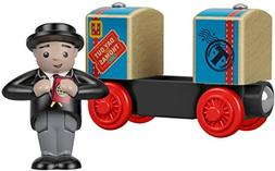 Fisher-Price Thomas & Friends Wood, Day Out with Thomas Car