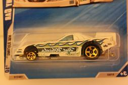 HOT WHEELS; FORD MUSTANG FUNNY CAR, 2010 156/214 FOR 2010. M