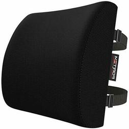 Fortem Lumbar Support for Office Chair | Back Pillow for Car